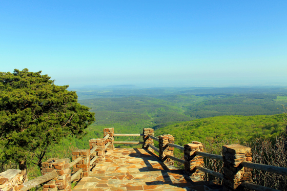 Mount Magazine Overlook