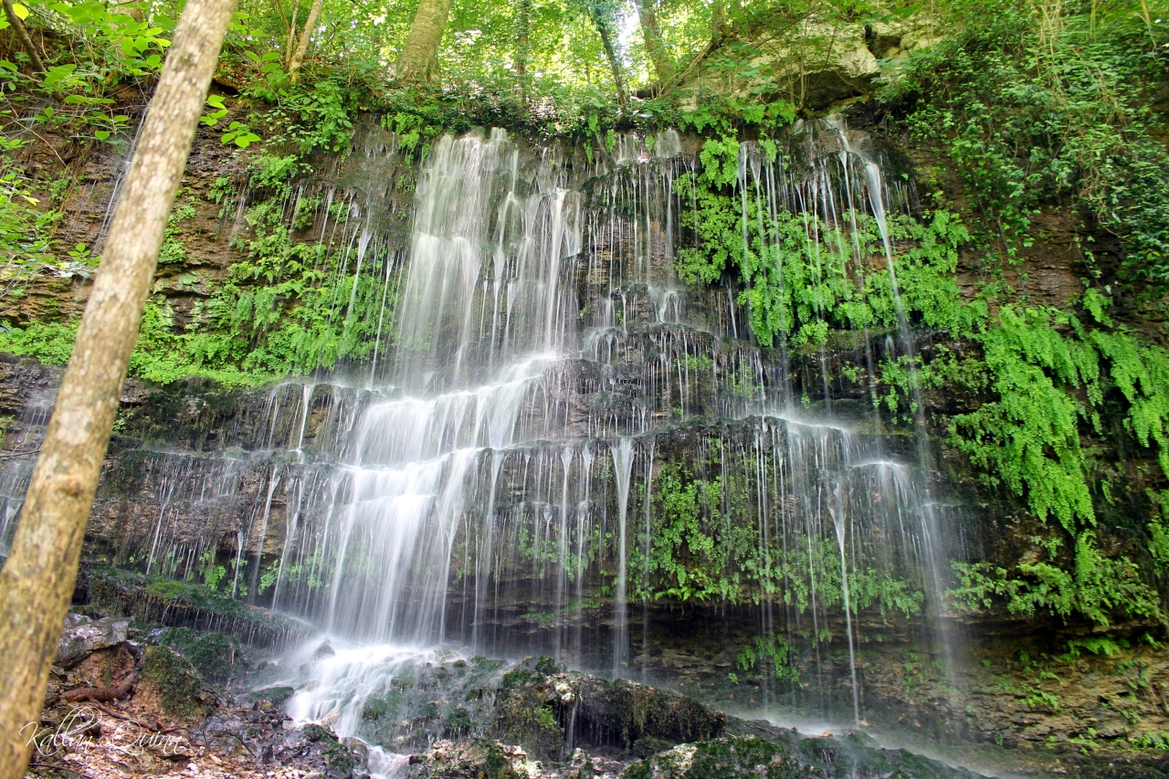 Rock Island State Park – Tennessee