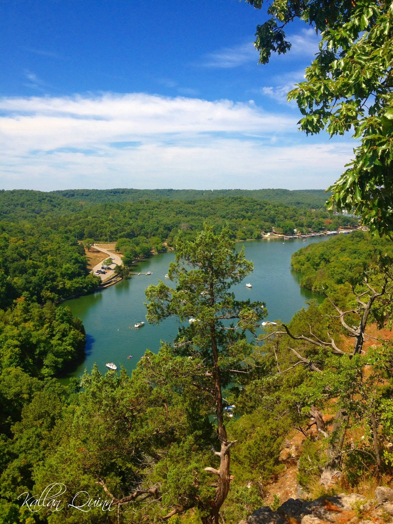 Ha Ha Tonka Lake of the Ozarks