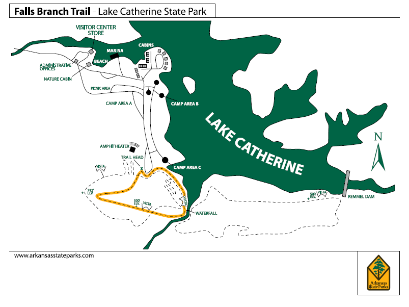 State Parks In Arkansas Map.Lake Catherine State Park Arkansas Planned Spontaneity