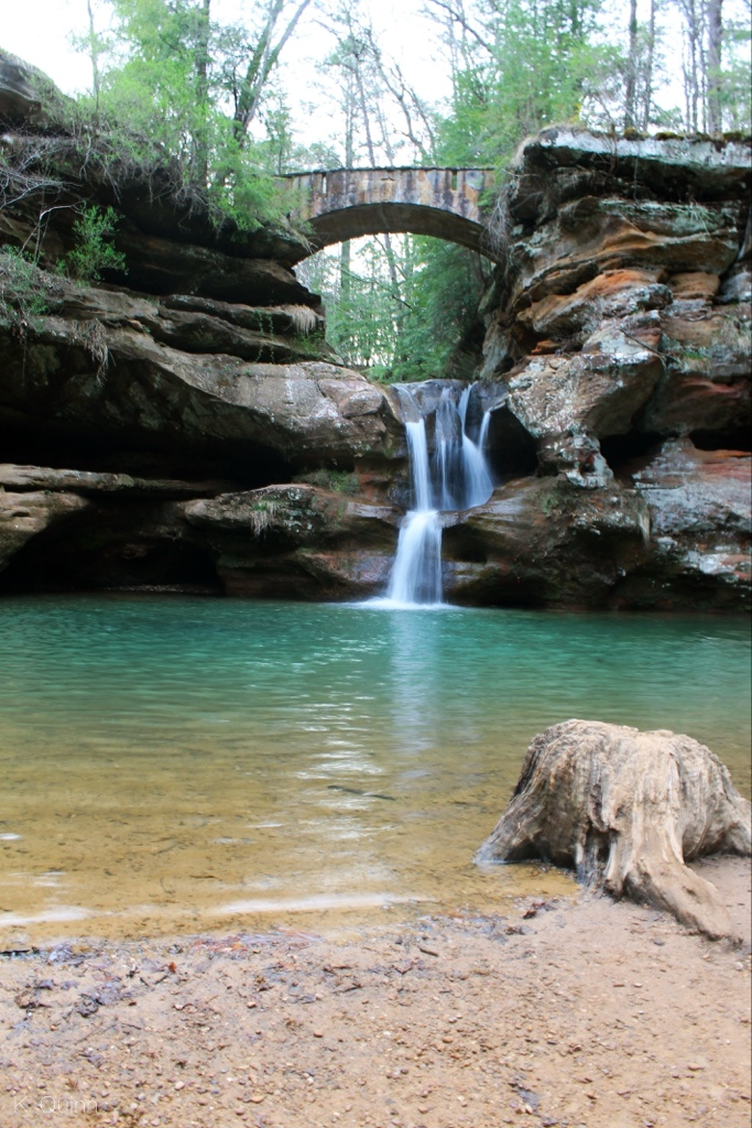 Old Man's Cave to Cedar Falls, Hocking Hills – Ohio