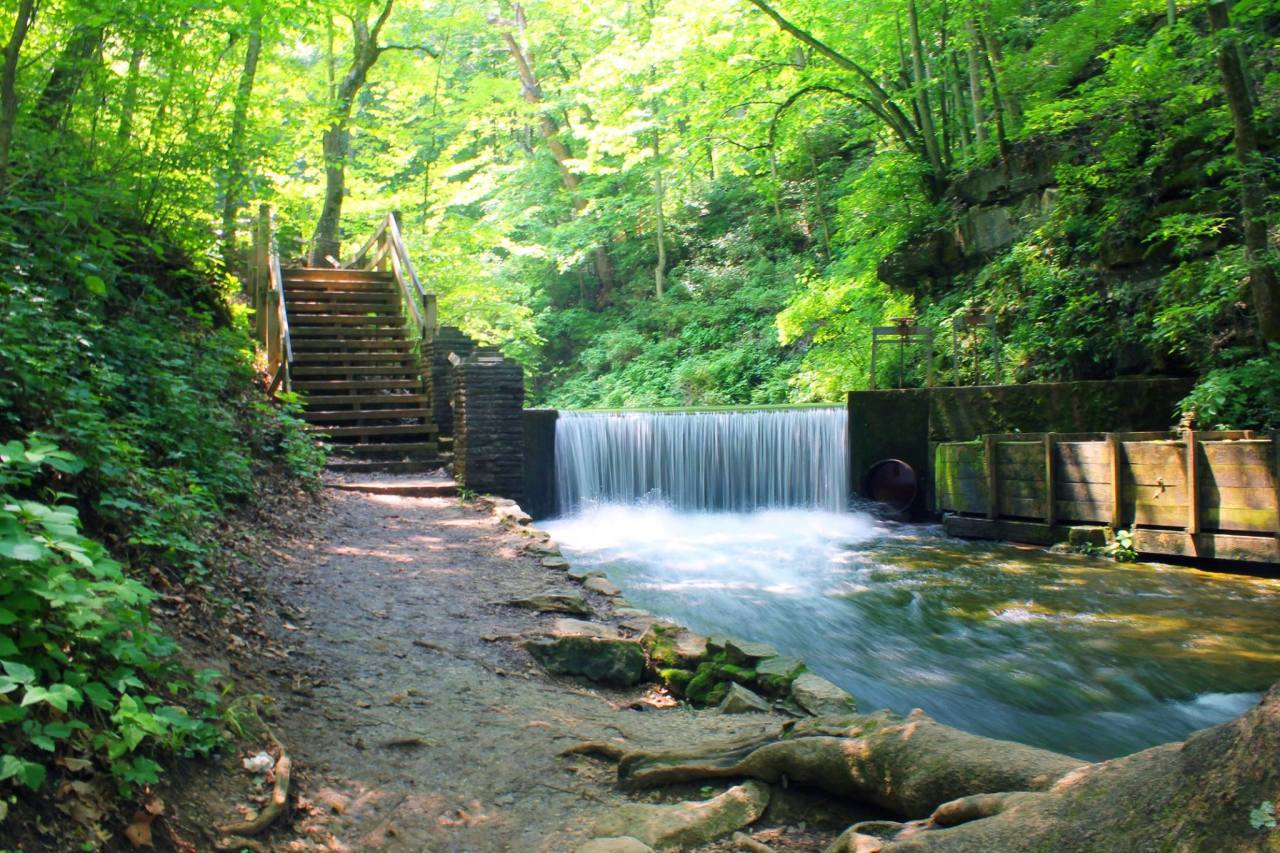 Spring Mill State Park 1