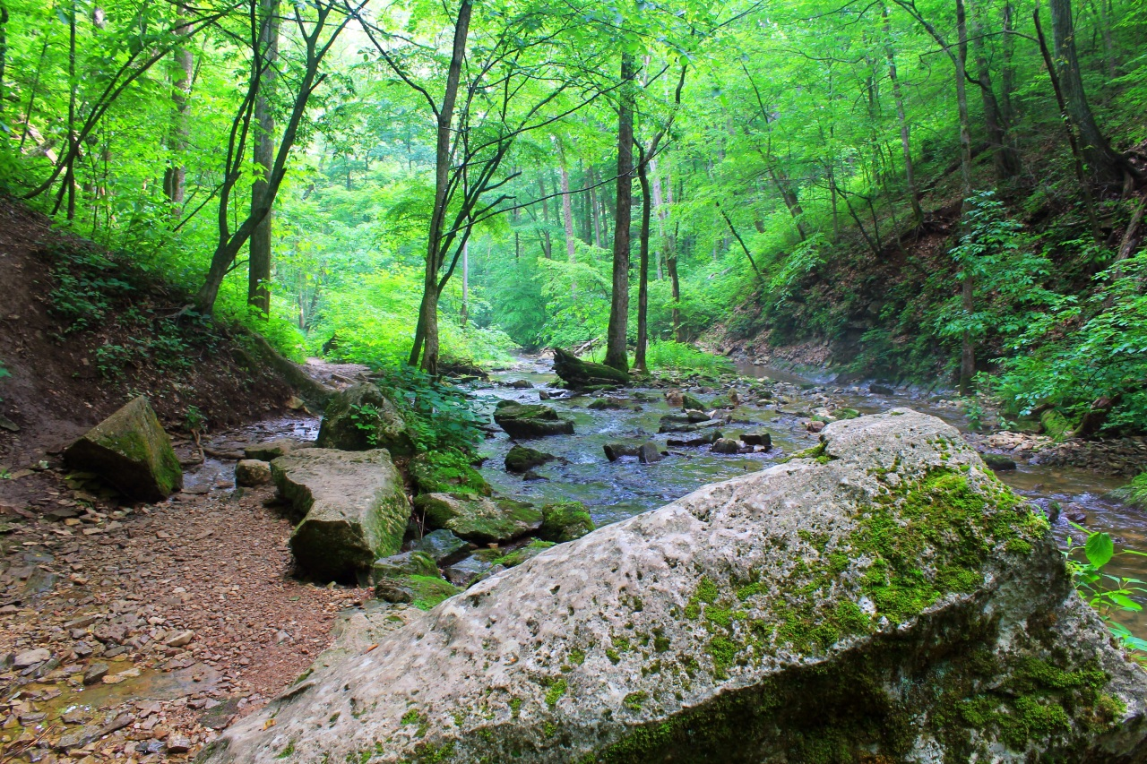 Spring Mill State Park – Indiana
