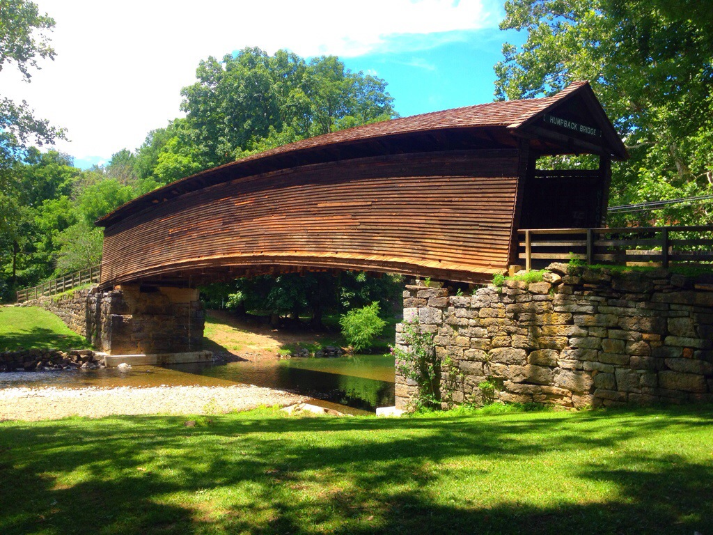 Humpback Bridge – Virginia