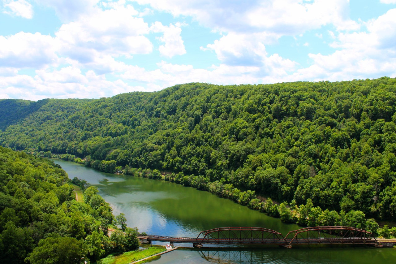 Hawks Nest State Park – West Virginia