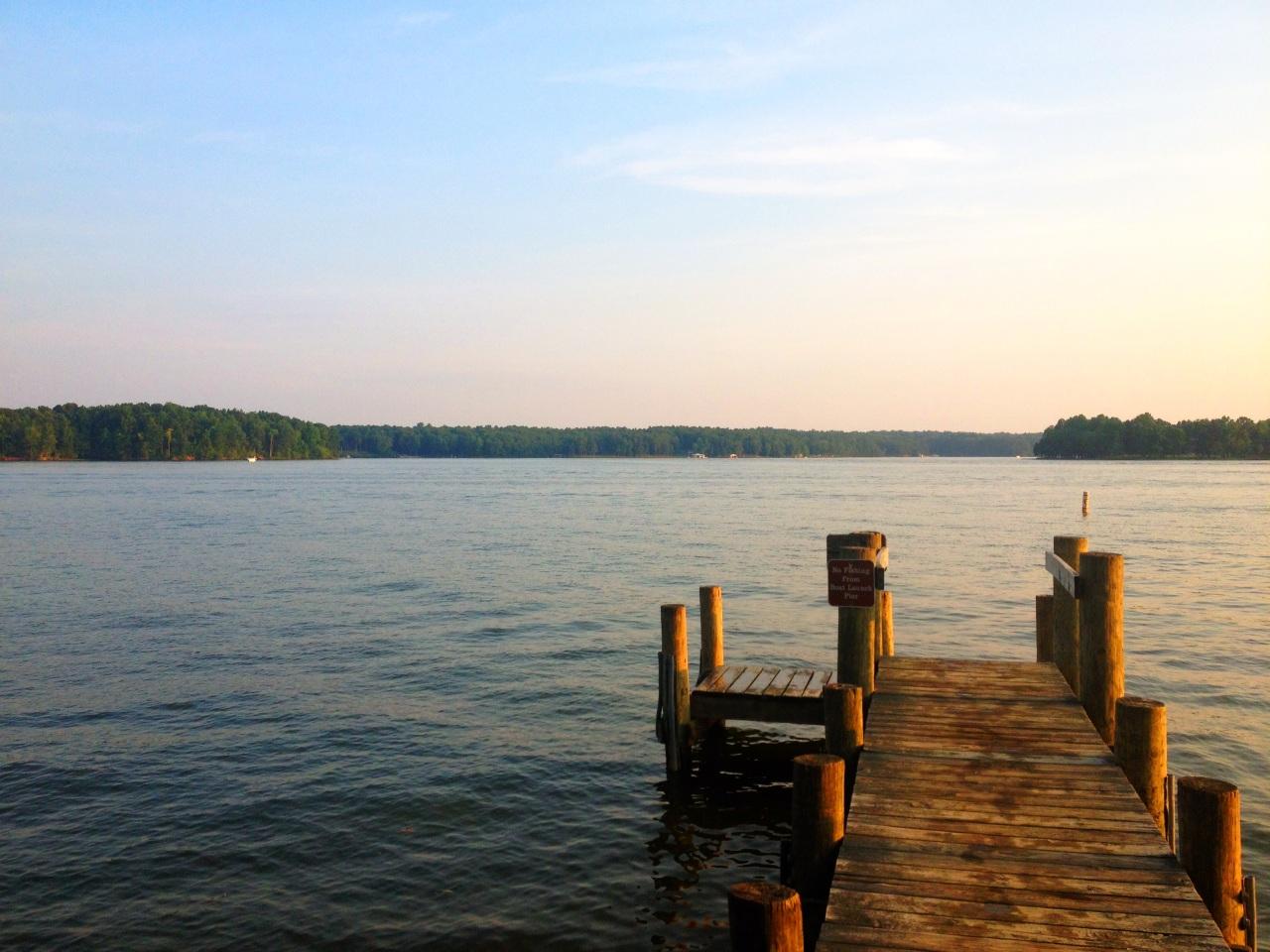 Lake Anna State Park –Virginia