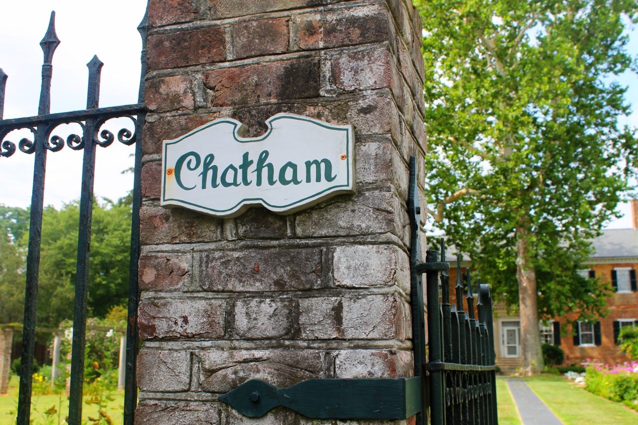 Chatham Manor – Virginia
