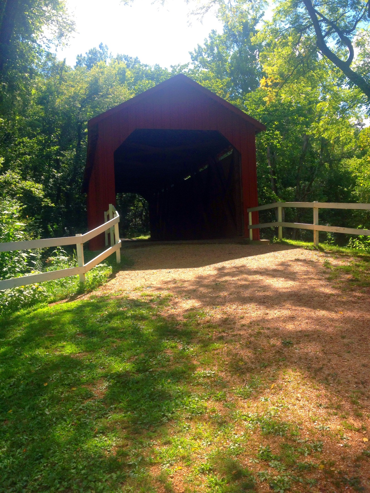 Sandy Creek Covered Bridge (2)