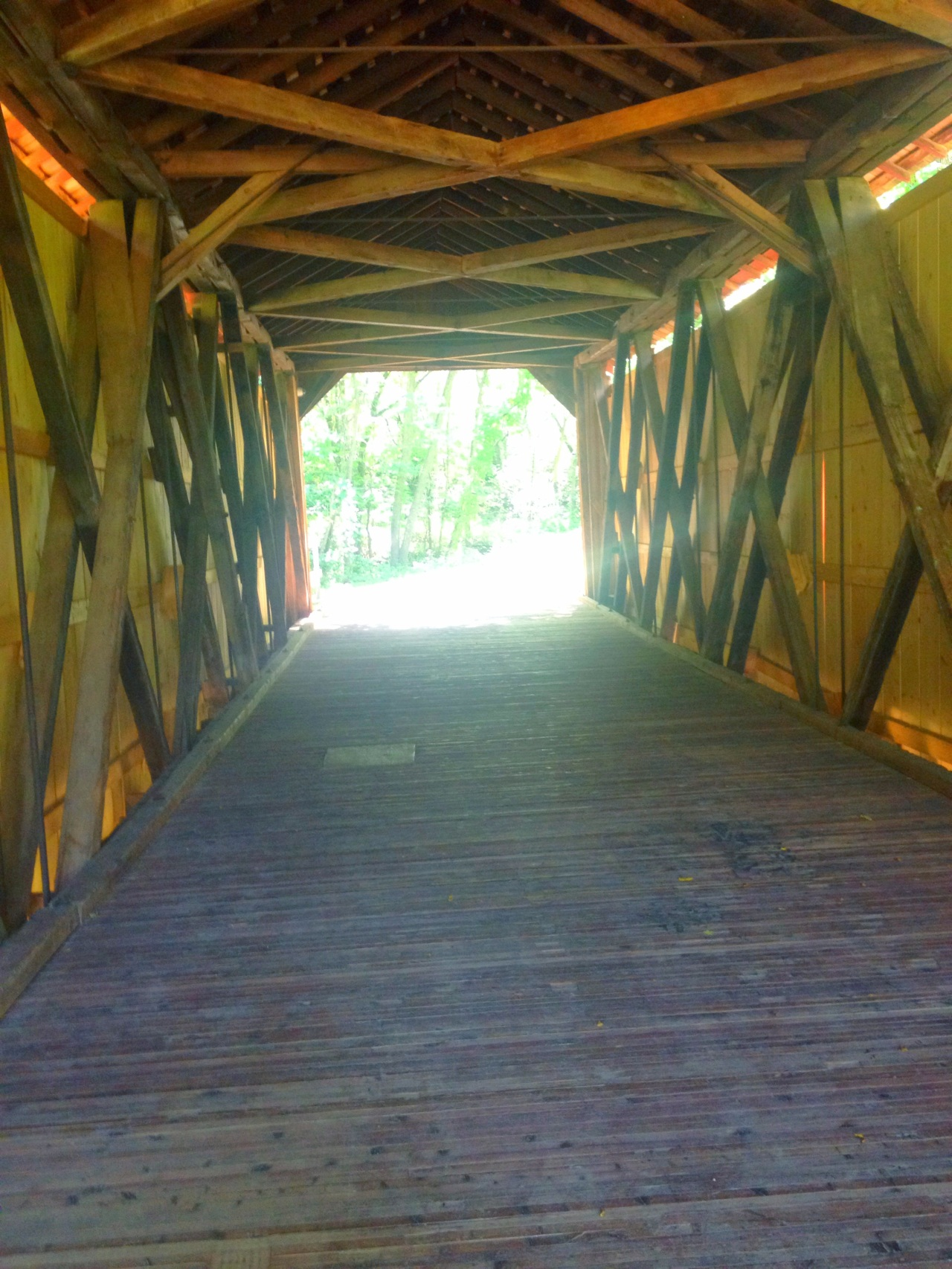 Sandy Creek Covered Bridge (3)