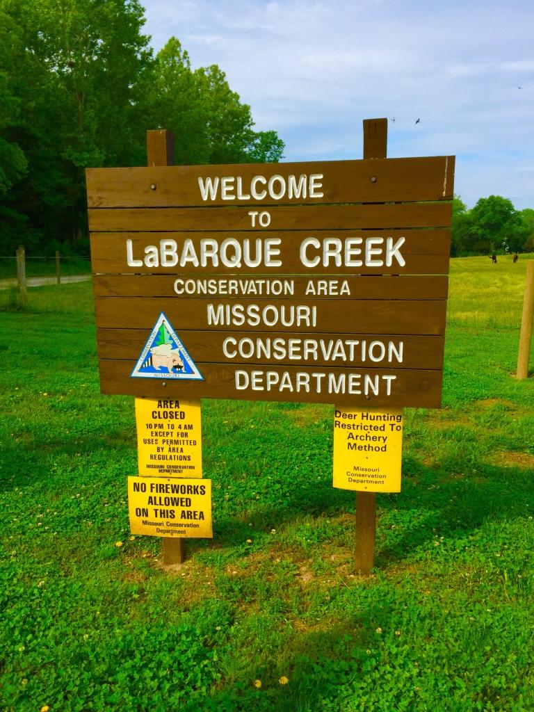 La Barque Creek