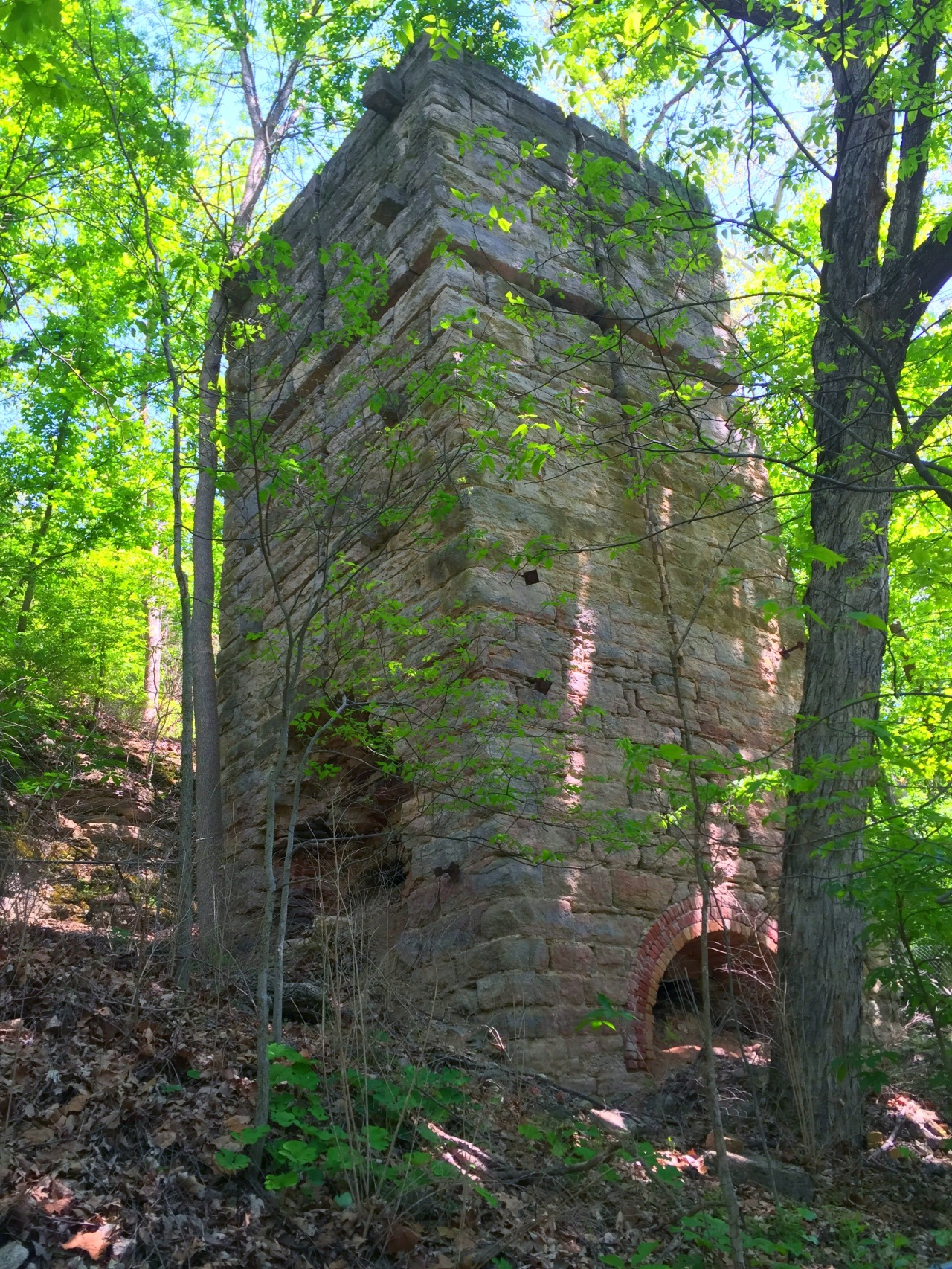 Rockwoods Reservation: Lime Kiln Trail – Missouri
