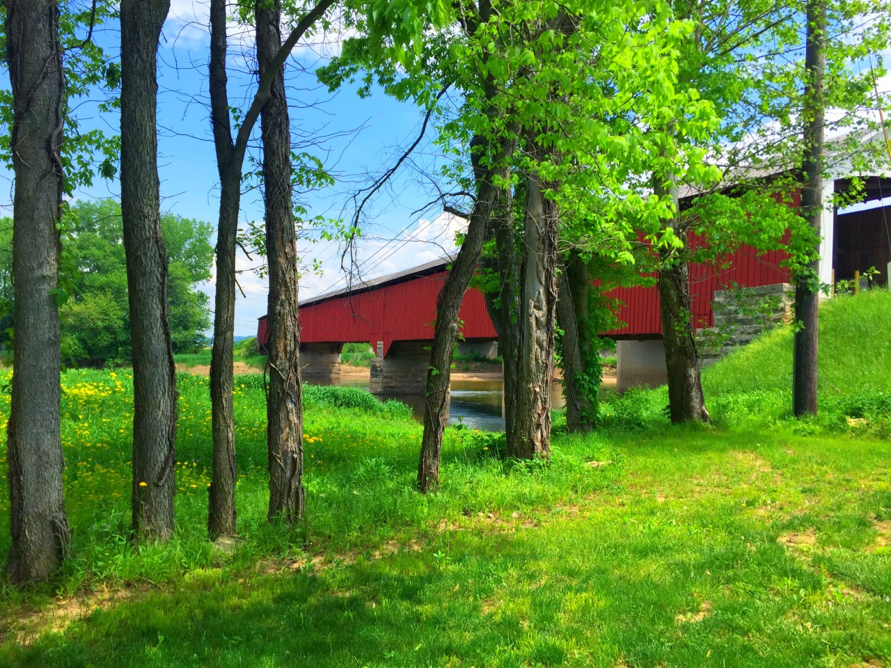 Medora Covered Bridge – Indiana
