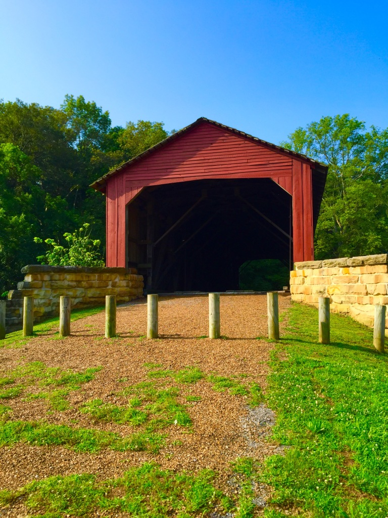 Little Mary's Covered Bridge (1)