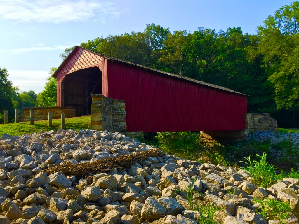 Little Mary's Covered Bridge (2)