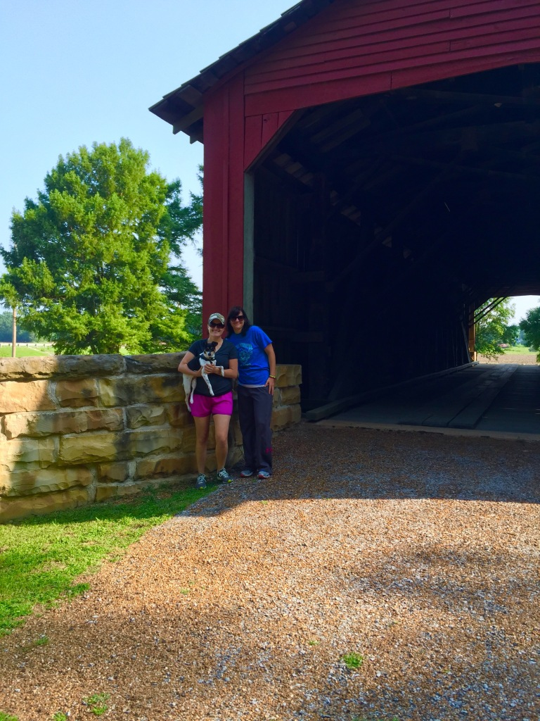 Little Mary's Covered Bridge (4)