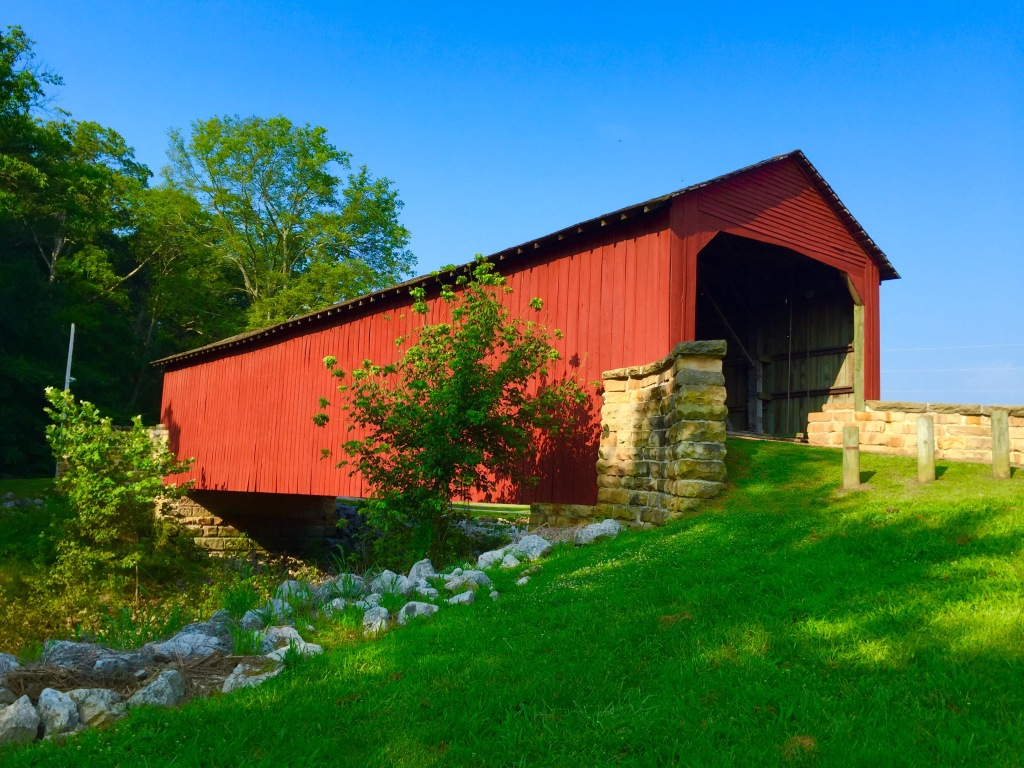 Little Mary's Covered Bridge (5)