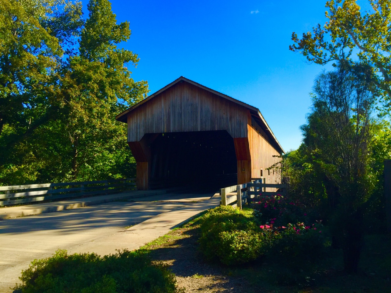 Jackson Truss Covered Bridge – Illinois