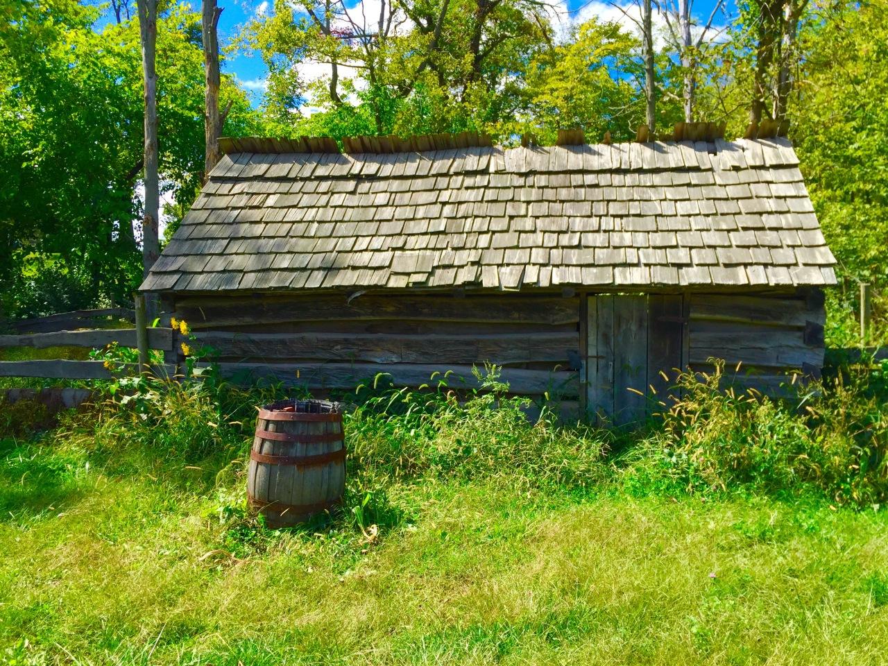 Lincoln's Cabin (26)
