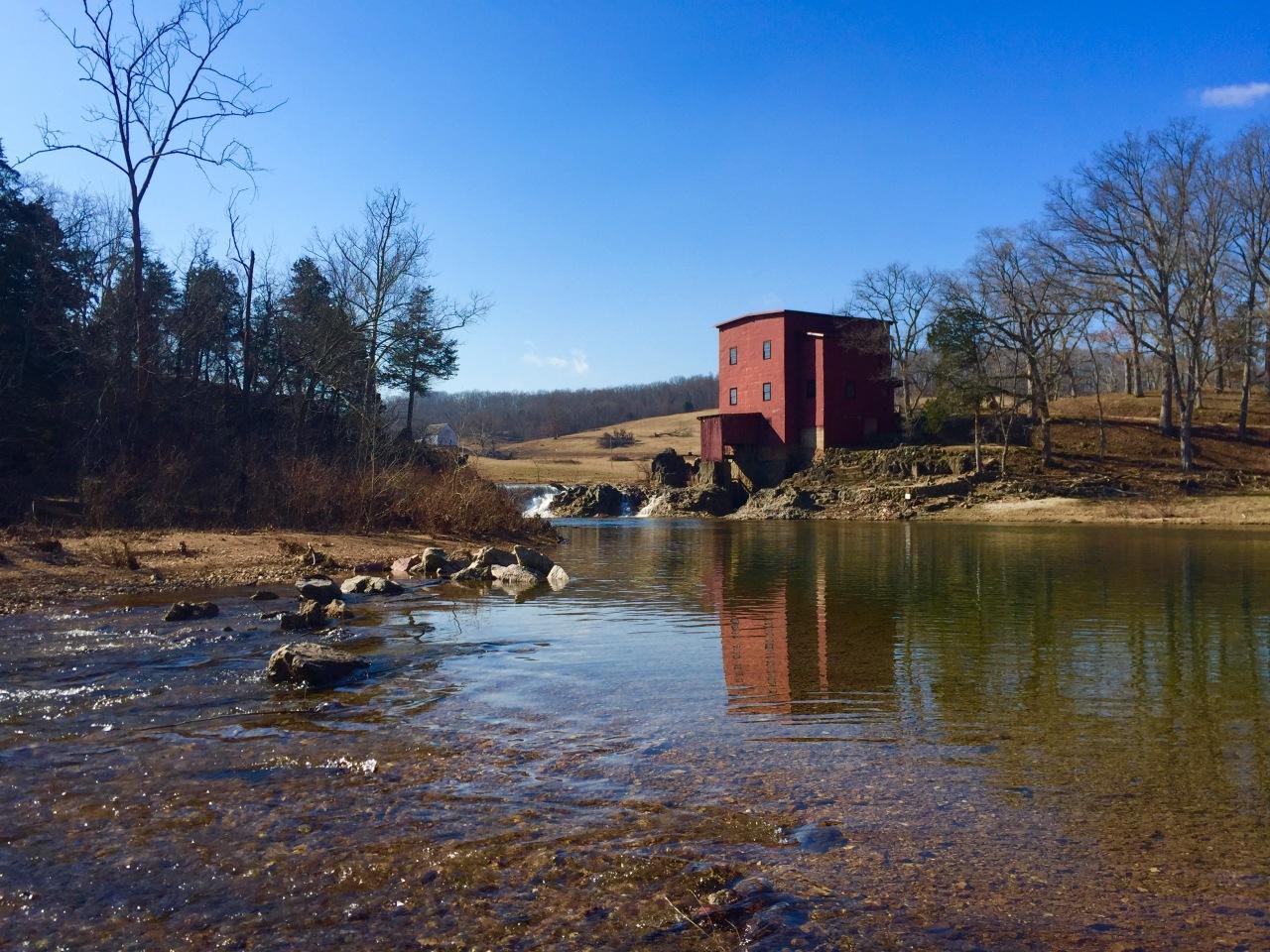 Dillard Mill State Historic Site – Missouri