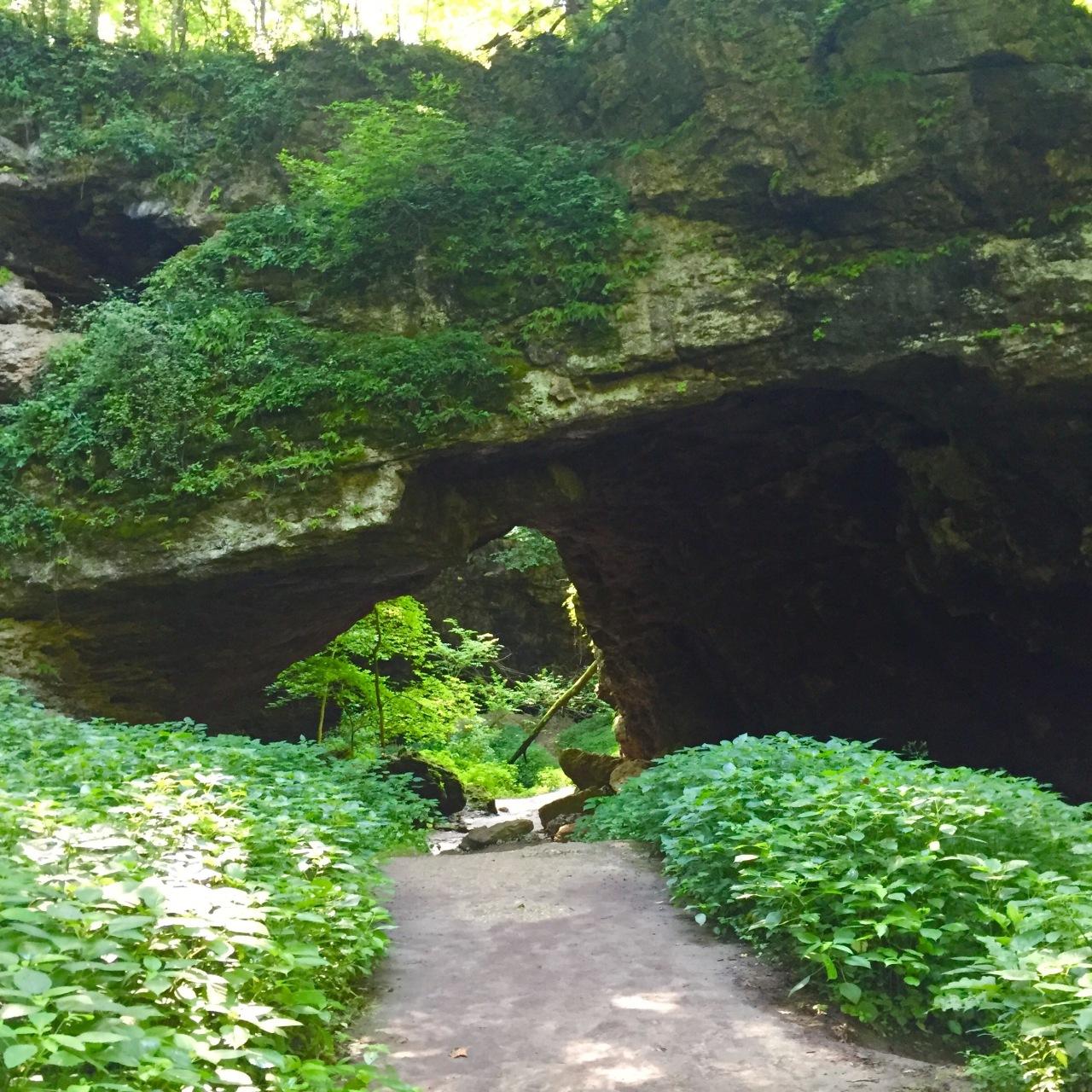 Maquoketa Caves State Park –Iowa