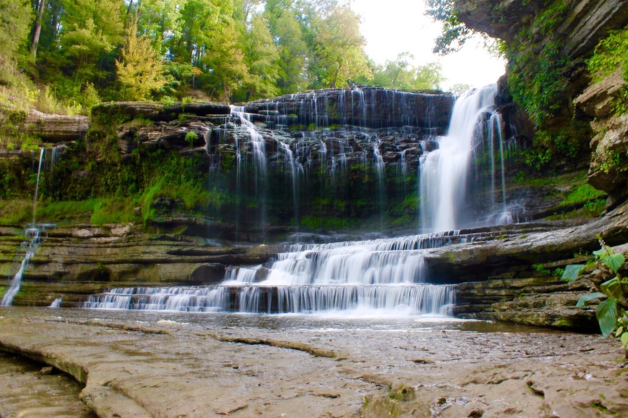 Cummins Falls State Park-Tennessee