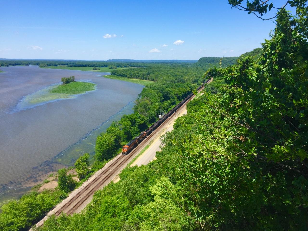Mississippi Palisades State Park –Illinois