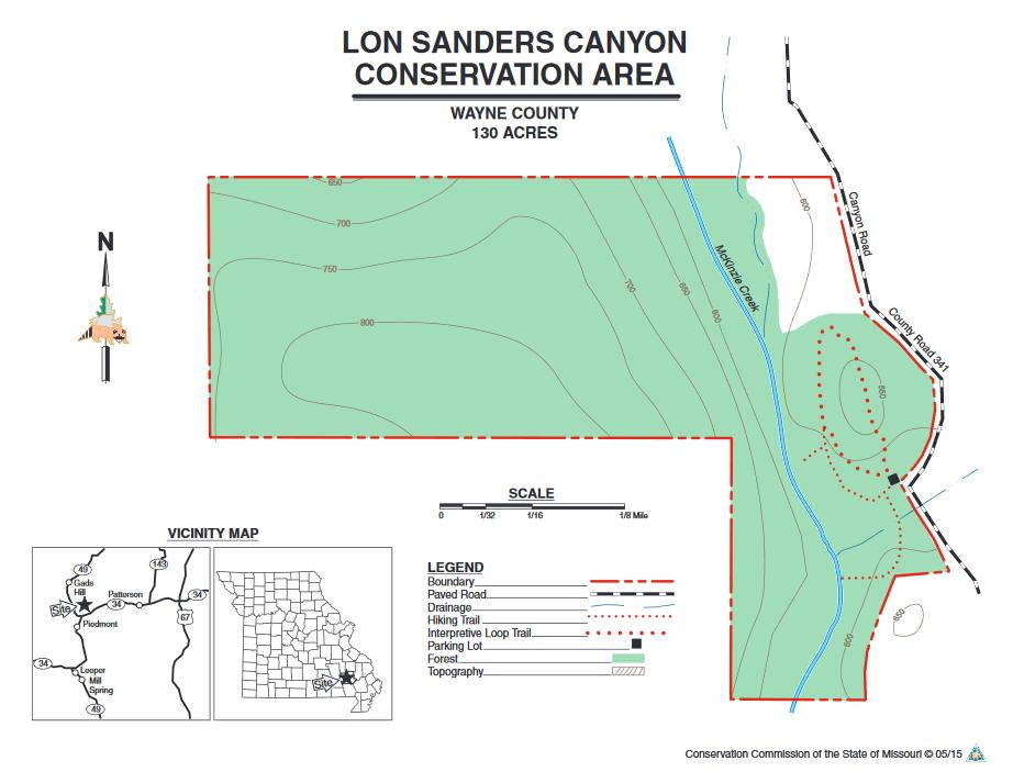 lon-sanders-map