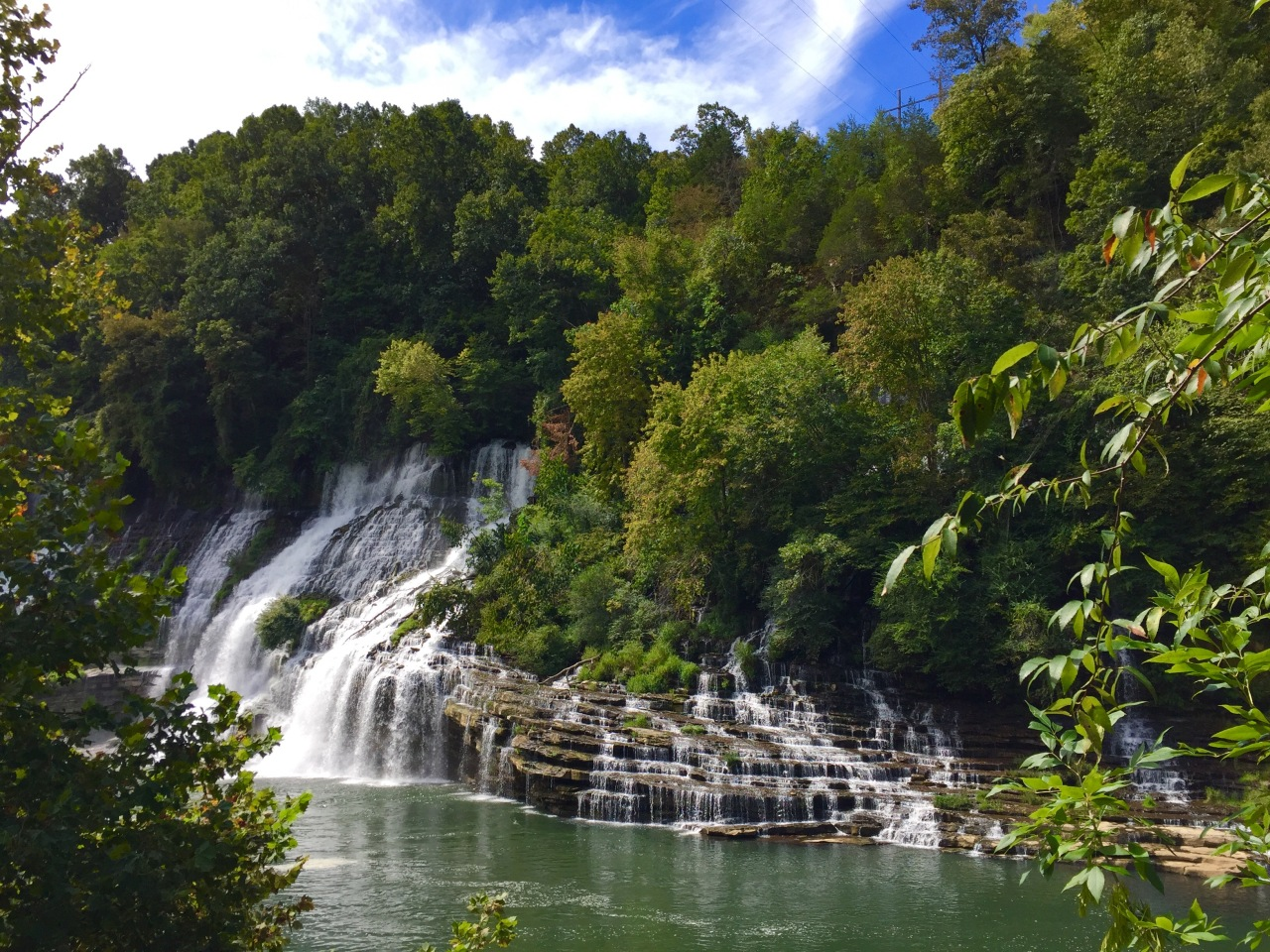 Rock Island State Park –Tennesee