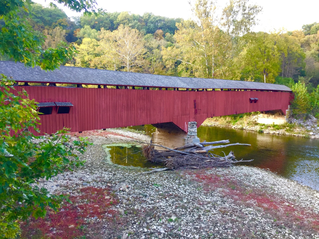 The Covered Bridges of Parke County – Indiana