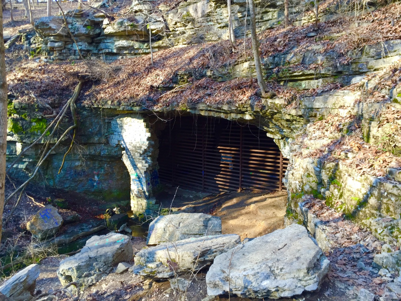 Cliff Cave County Park – Missouri