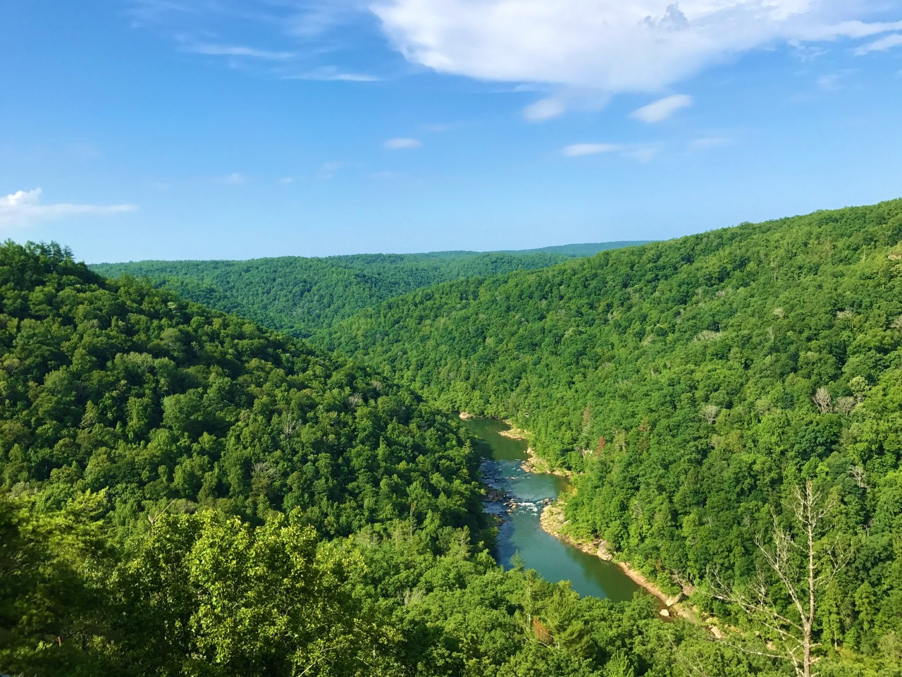 Big South Fork National Recreation Area – Kentucky/Tennessee