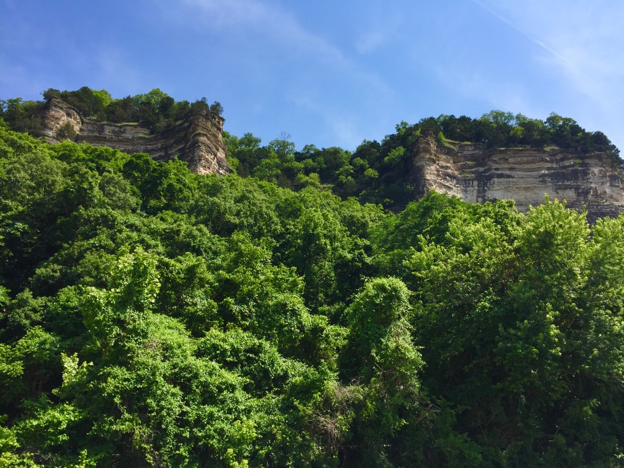 Grand Bluffs Conservation Area – Missouri