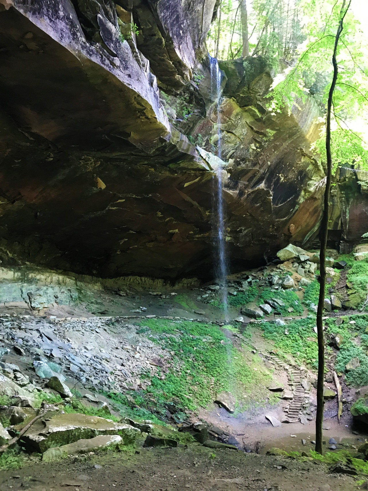 Yahoo Falls, Big South Fork National Recreation Area – Kentucky
