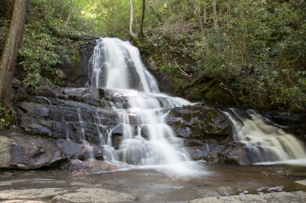 The Great Smoky Mountains – Little RiverRoad