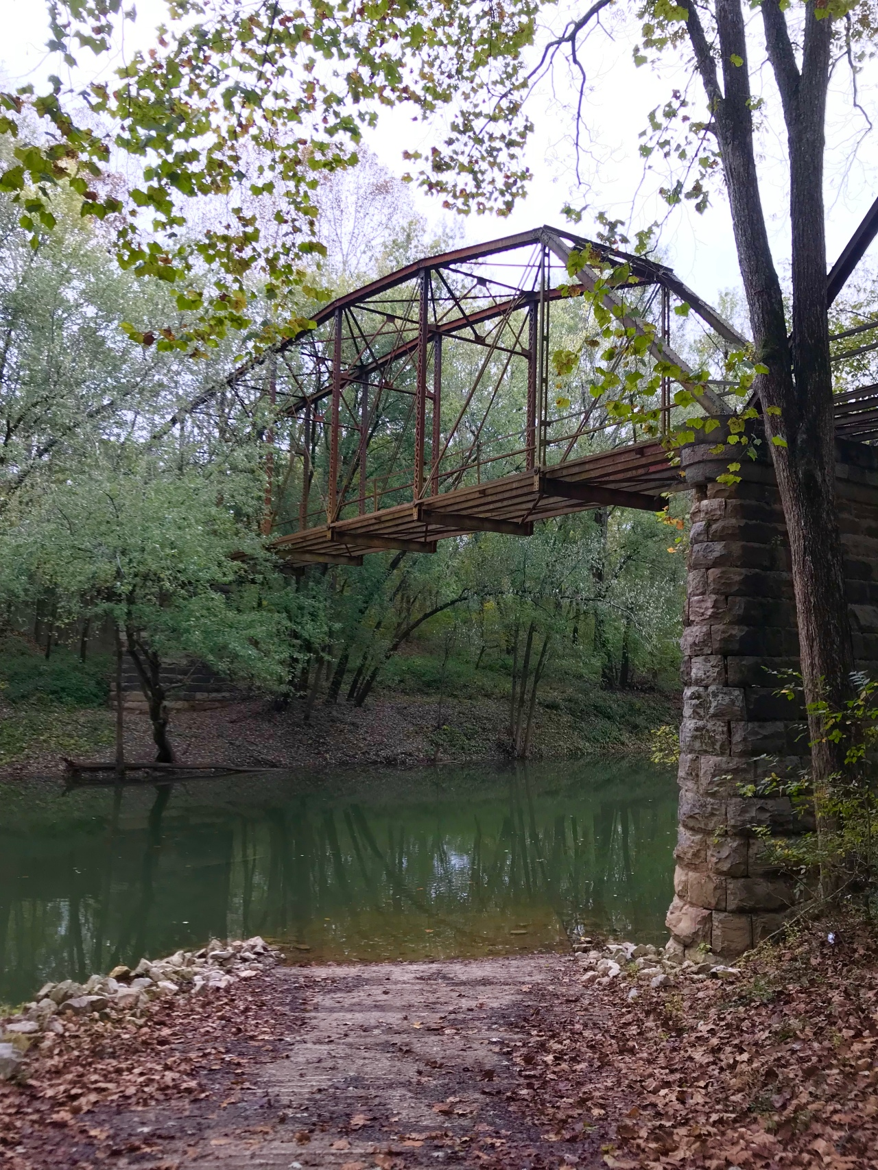 O'Bannon Woods State Park – Indiana