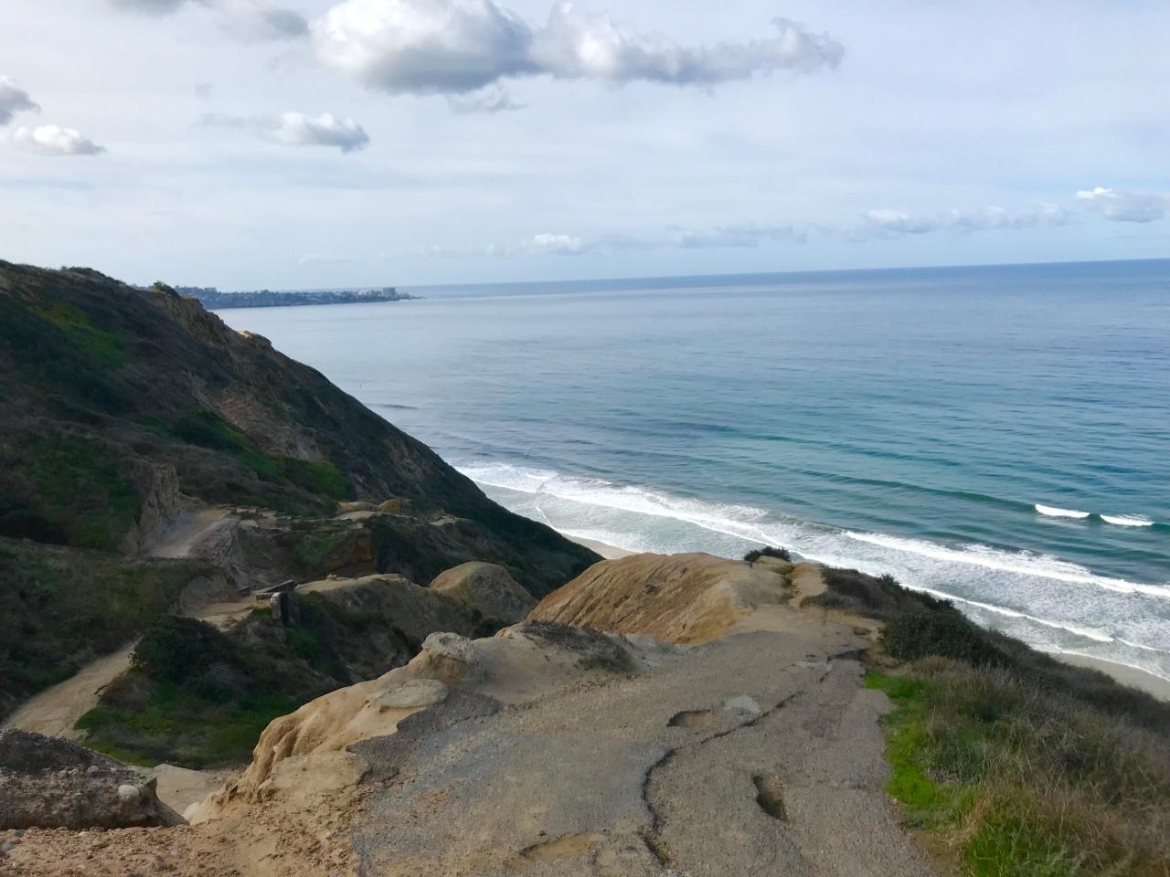 Ho Chi Minh Trail & La Jolla –California