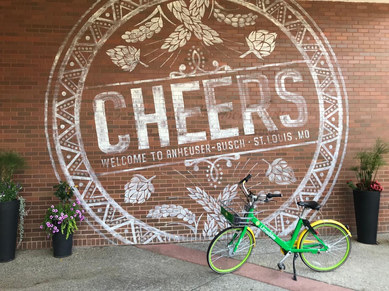 Anheuser-Busch Brewery Tour –Missouri