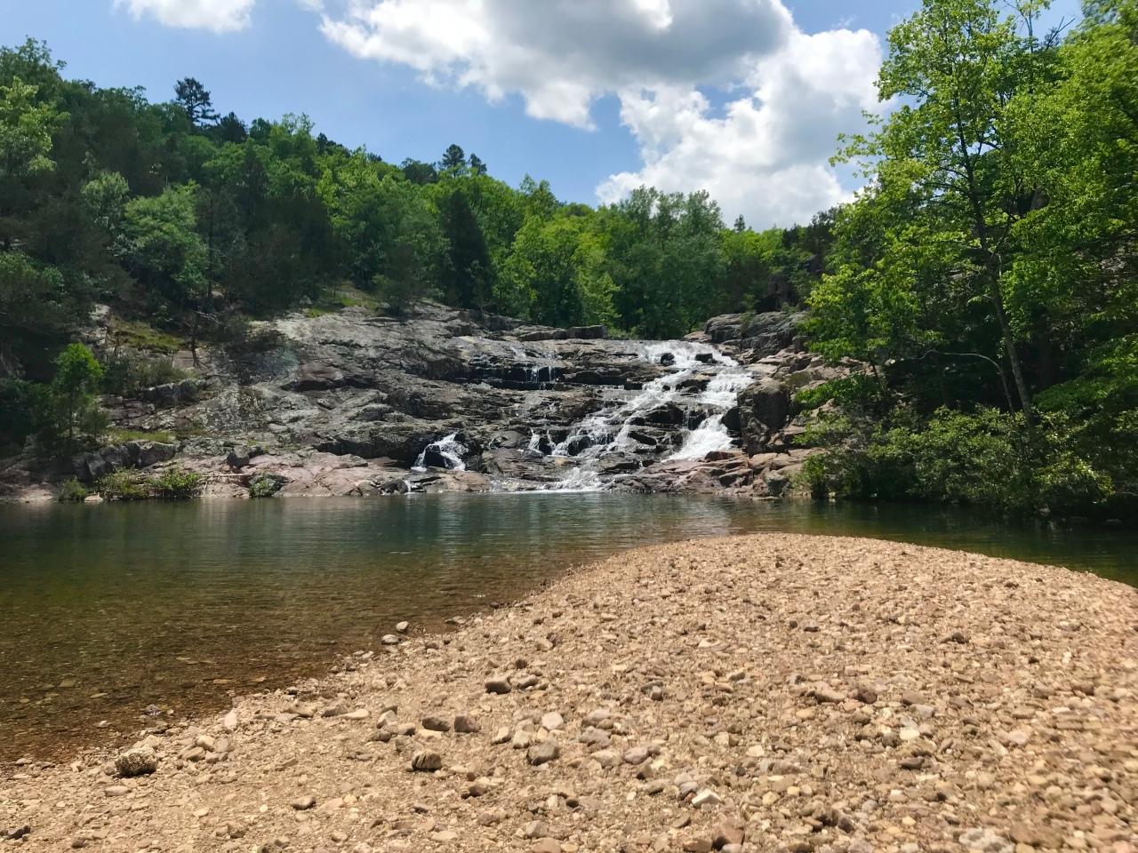 Rocky Falls & Klepzig Mill –Missouri