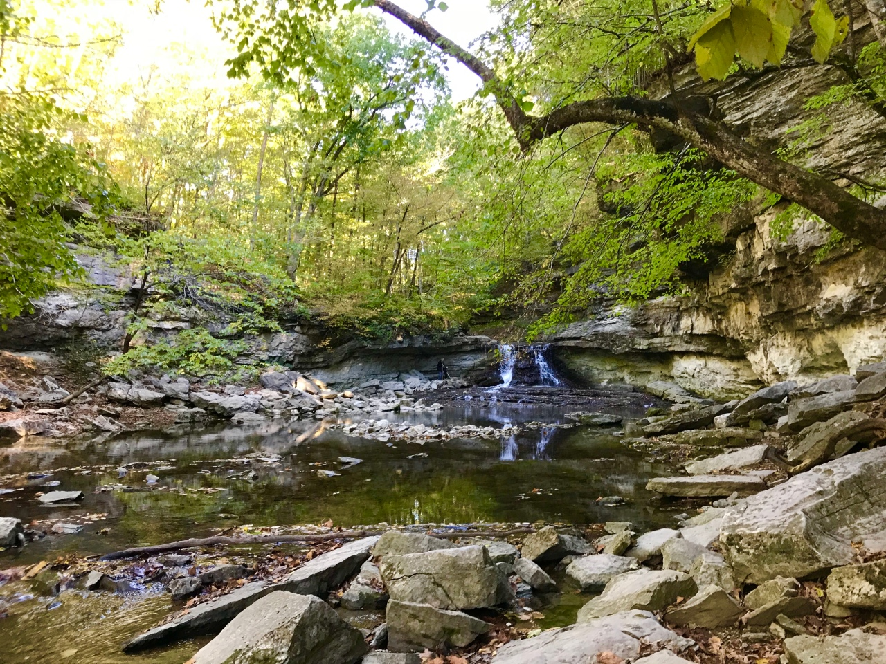 McCormick's Creek State Park – Indiana
