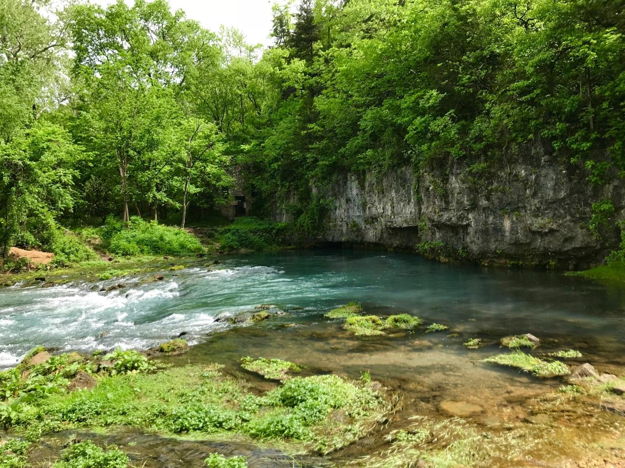 Ozark National Scenic Riverways –Missouri