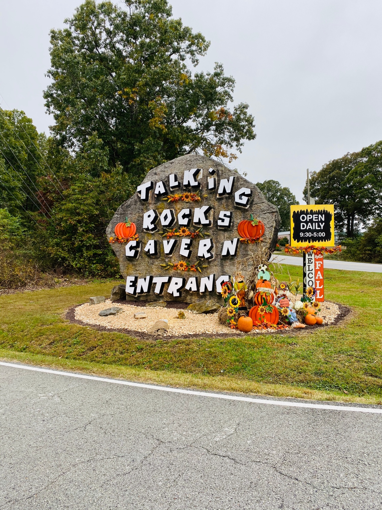 Talking Rocks Cavern –Missouri