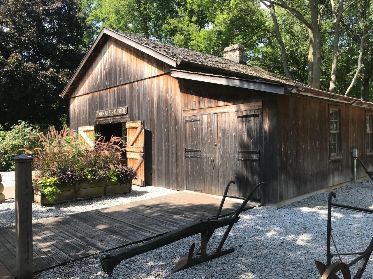John Deere Historic Site –Illinois