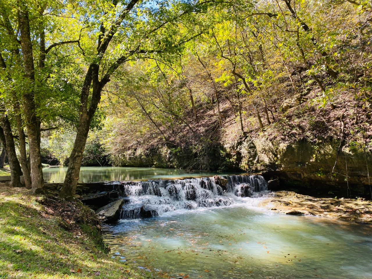 Dogwood Canyon Nature Park – Missouri
