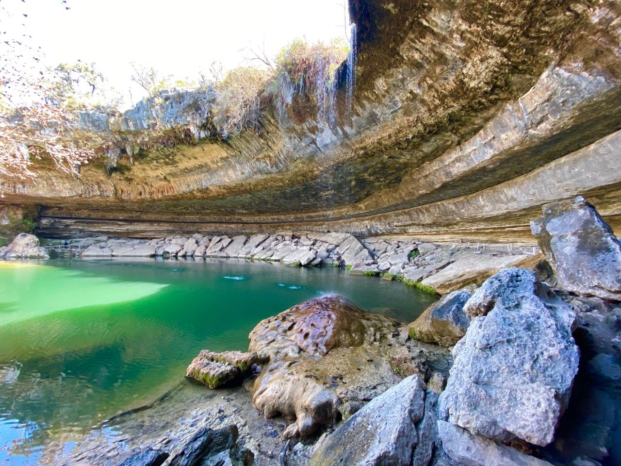 Hamilton Pool Preserve –Texas