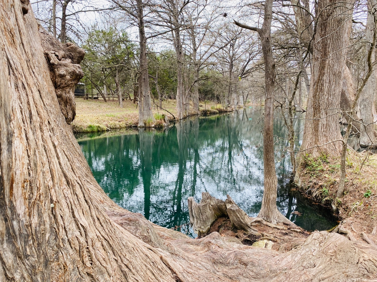 Blue Hole Regional Park – Texas
