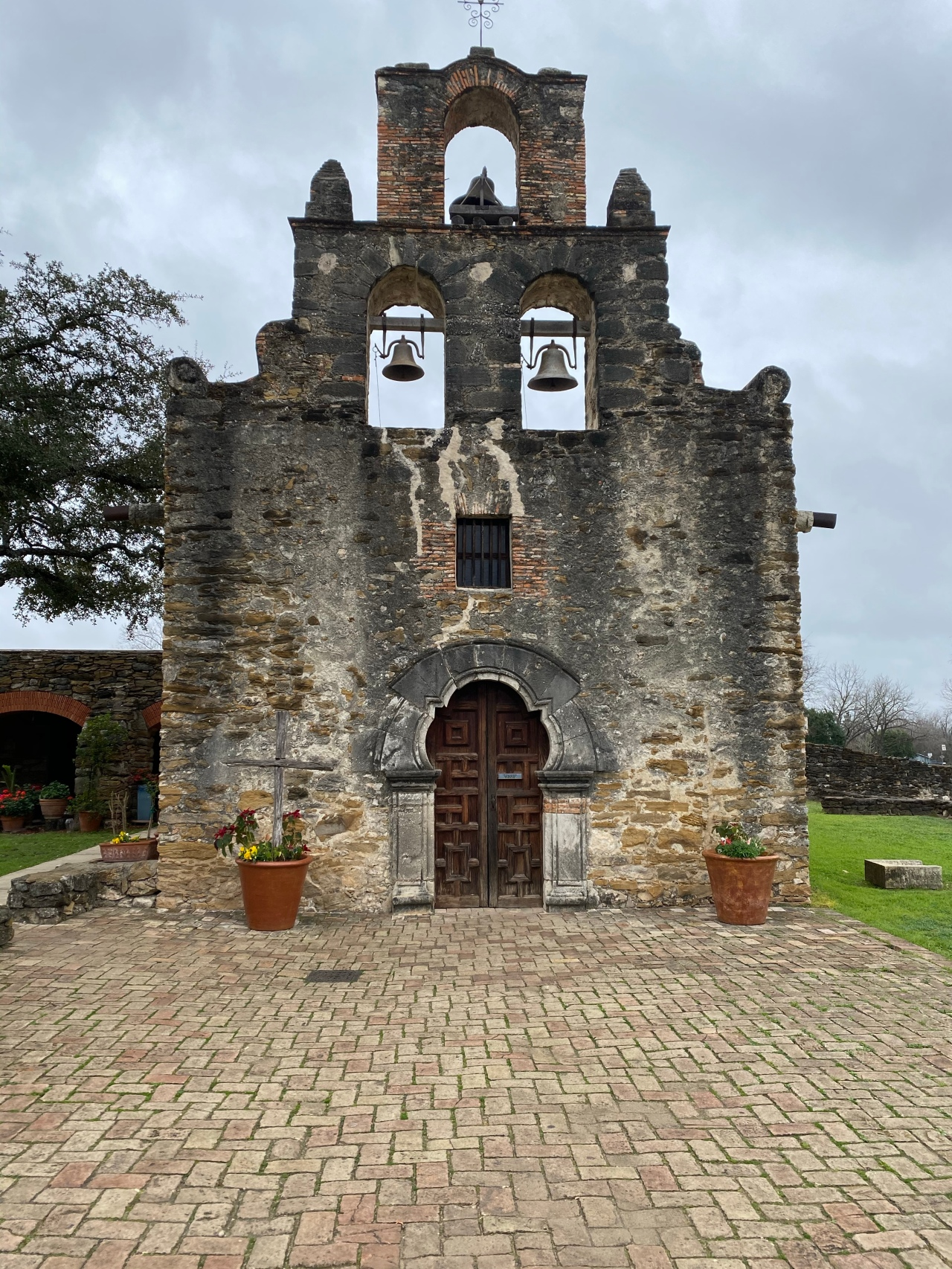 The Missions of San Antonio – Texas