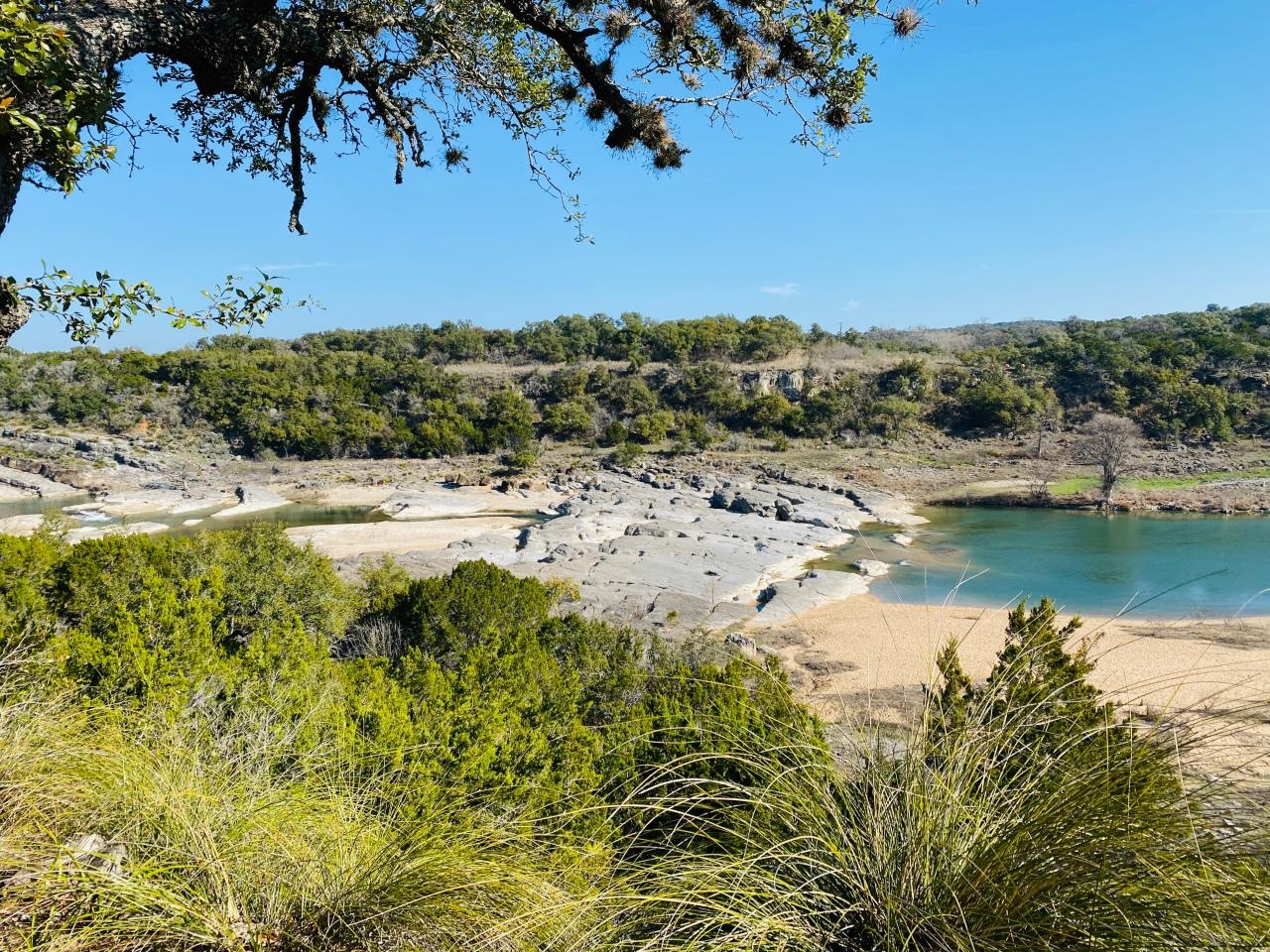 Pedernales Falls State Park –Texas