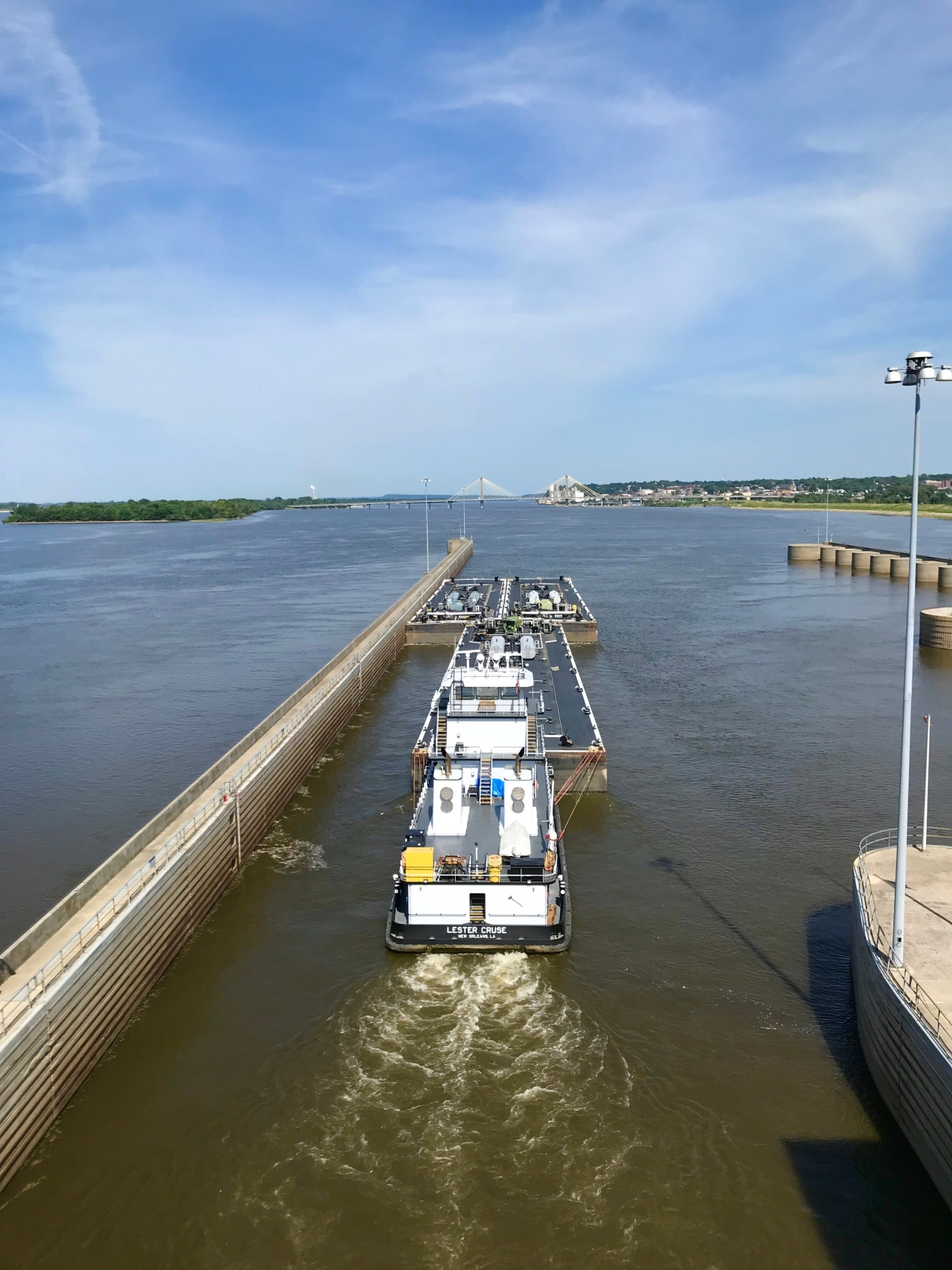 Melvin Price Locks & Dam