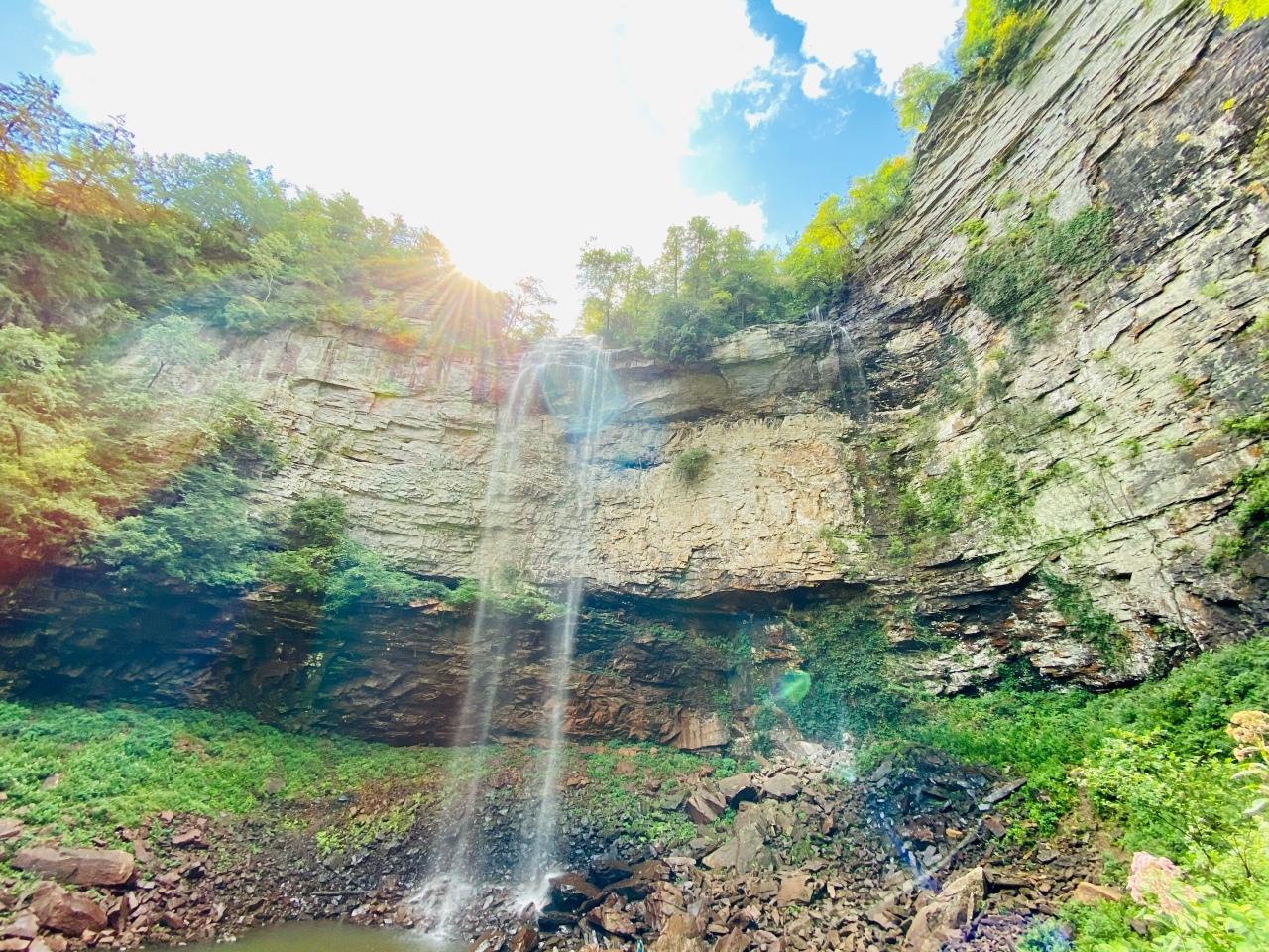 Fall Creek Falls State Park –Tennessee