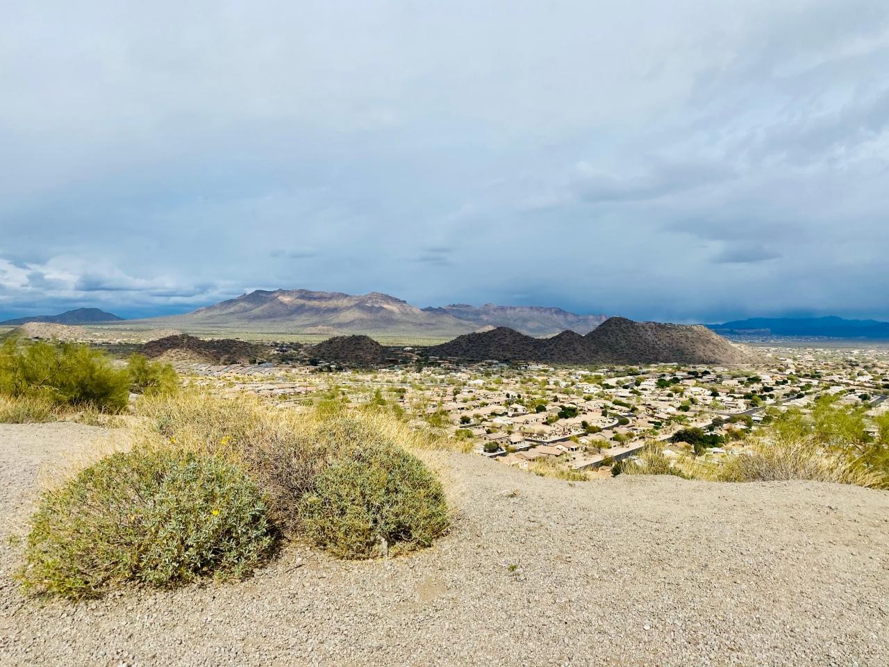 Brown Hill Road –Arizona